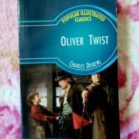 Jual Oliver Twist (English) - Charles Dickens Murah