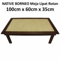 folding table murah