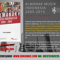 Buku Almanak Musik Indonesia 2005-2015