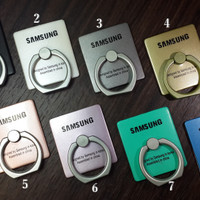 Cincin penyanggah HP/Tablet PC. I-Ring smart strap