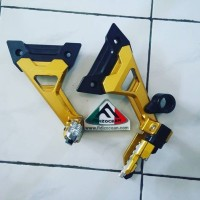 Footstep Belakang Nui Model Bikers Ninja 250Fi