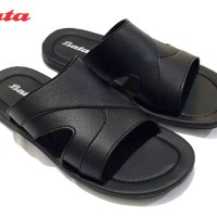 Bata Men Summer 4/6758 - Sandal Selop Pria - Multicolor