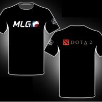 Kaos Baju Gaming TSHIRT DOTA2 MLG