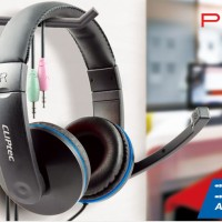 CLiPtec PCWAVE Dynamic Stereo Multimedia Headset - BMH529