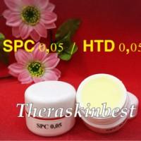 SPC 0,05 Cream -- Cream malam SPC 0,05 -- utk melasma / flek