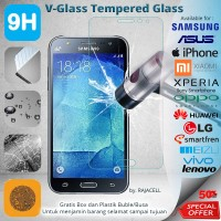 iPhone 5 5G 5S Tempered Glass Gorilla Screen Protector Anti Gores 9H