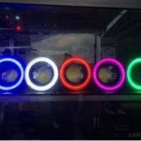 LED Foglamp Angel Eyes