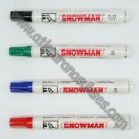 Spidol Snowman G-12