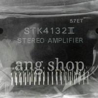 IC STK4132II STK4132 II STK 4132II Komponen Stereo Power Amplifier