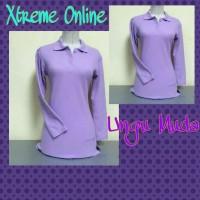 harga Polo Shirt Wanita Bahan Katun Pique Lacoste Tokopedia.com