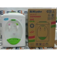 Miyako dispenser Hot and Cool WD 289HC/dispenser panas dingin
