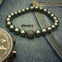 Premium Bracelet Anil Arjandas X Watchanish Silver Stone Lava