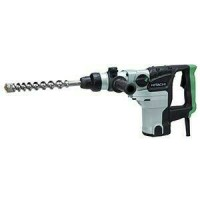 Mesin Bor Rotary Hammer Hitachi DH38MS 38 Mm Impact Drill Dh 38ms