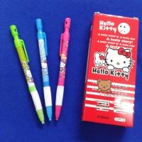 Pensil Mekanik 2.0 Hello Kitty Red Box (Jaminan Mutu)