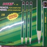 Pencil - Joyko - P88 2B Computer Pencil (Dozen) (Berkualitas)