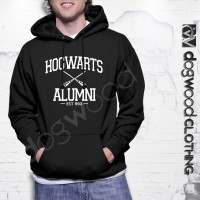 Jaket Hoodies Sweater Hogwarts Alumni Harry Potter