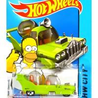 HW Hot Wheels Hotwheels - The Homer HIJAU / GREEN