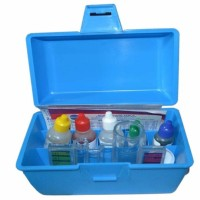 Test Kit Chlorine, Bromine, Alkalinity, pH (4 In 1) merk Pentair