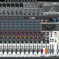Behringer Mixer Xenyx X1832USB / X1832 USB / X 1832 USB (14 Channel)