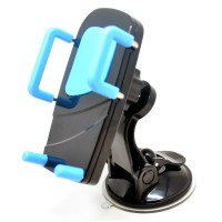 2 in 1 Car Universal Holder with Windshield and Air Vent Mount