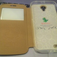 flip case flipcover flip cover rottely lenovo A859, leather softcase