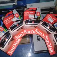 Flashdisk Sandisk 8gb Cruzer Glide (5 Tahun Waranty) Usb 2.0/3.0