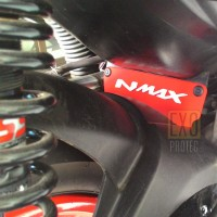 Mud Flap NMAX / Aksesoris NMAX / Karet Pelindung Engine / Kepet NMAX
