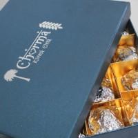 harga Chorma | Kurma Cinta Coklat Cemilan Cokelat Lapis Choco Kacang Almond Tokopedia.com