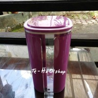 Tupperware window canister 2.4 L