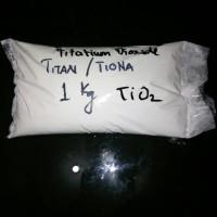 TiO2 / Titanium Dioxide (Tiona)