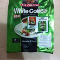 White Coffee Hazelnut Aik Cheong