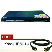 DVD PLAYER GMC + KABEL HDMI