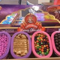 Paket Coklat Lebaran exclusive Laris Manis Luxury Chocolate