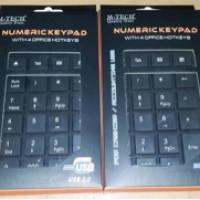 keyboard Numeric USB 2.0 (keyboard komputer)