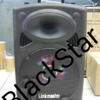 Speaker Portable Wireless LinkMaster PA 1519 Bluetooth (15 inch)