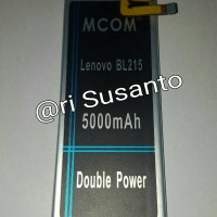 Baterai M-Com BL-215 for Lenovo Vibe X S960 Double Power 5000mAh