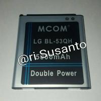Baterai M-Com LG BL-53QH For LG Optimus L9 Li 4X Hd P760 P765 P769