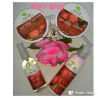 Jual Paket Cantik Bali Ratih (Body Mist, Scrub, Butter, Lotion) Murah