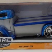 Jada 1/24 BigTime Kustom Ford Coe 1947 Blue/Silver