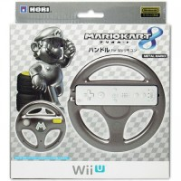 Mario Kart 8 Metal Racing Wheel [SILVER] - HORI