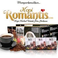 Kopi Stamina Dewarengku - Dr Coffee
