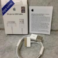 harga Kabel Cable Data, Lightning Iphone 4/5s/6, Ipad 2/3 Original Garansi!! Tokopedia.com