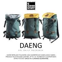 Tas Ransel Gunung Ggoodstuff Daeng Green