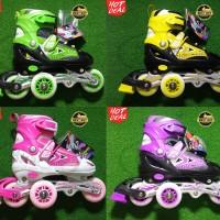 harga Sepatu Roda Inline Skate Power Line 6032 murah mantap + Baut Bajaj Tokopedia.com