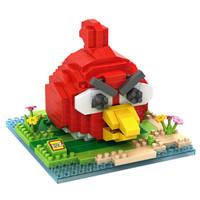 Jual LOZ Lego Nano Block Nanoblock Red Angry Bird Murah