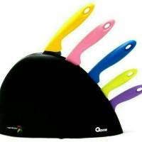 Jual pisau set oxone rainbow Murah