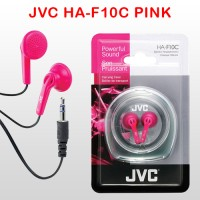Earphone JVC HA-F10C Pink