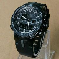 Jam Tangan Pria G-shock PRG-6000 Black Grey Kw Super