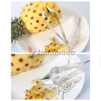 Pengupas Mata Buah Nanas Pineapple Eye Remover Clip Eye Peeler Knife