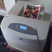 printer Hp Laserjet Colour 5550 dn A3 Jogja